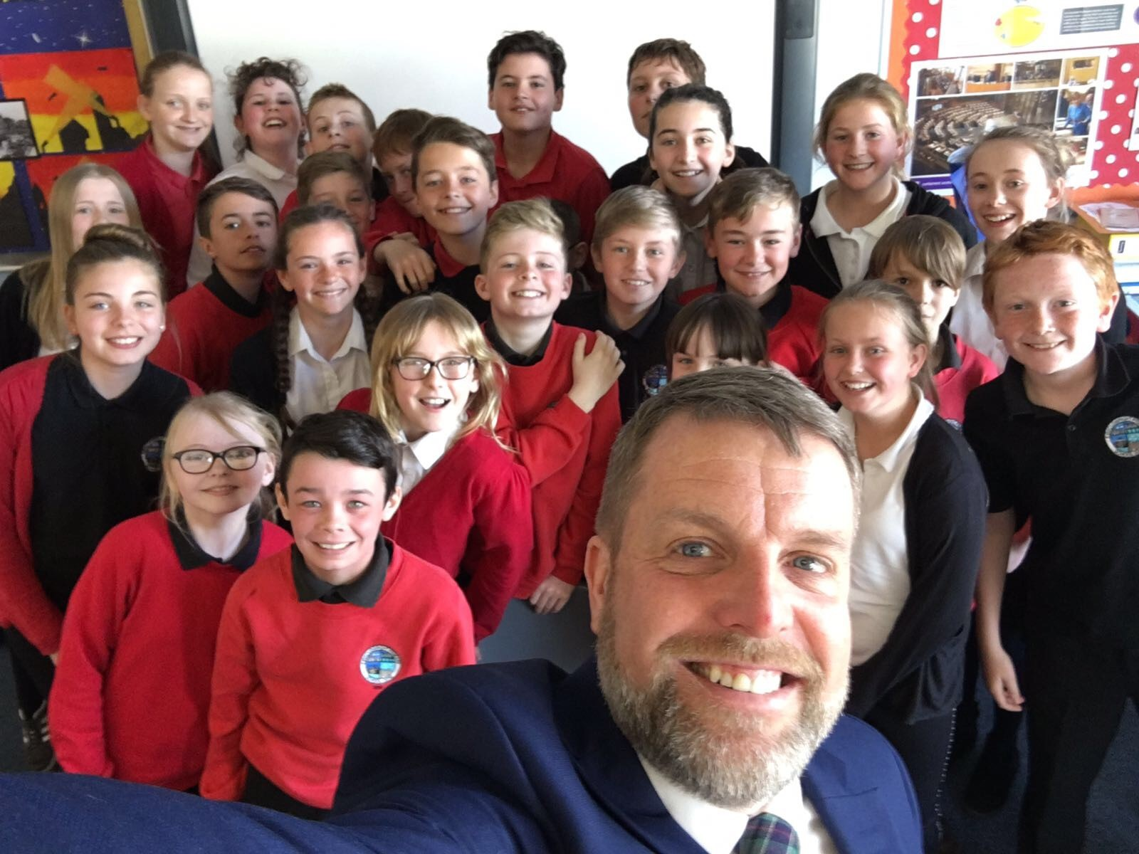24.04.17 Kirkcudbright Primary School